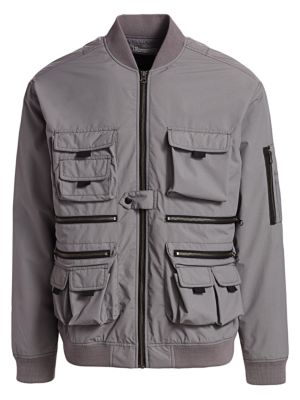 Madison Supply Utility Bomber Jacket