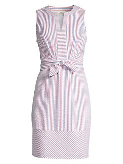 4e31545c9e QUICK VIEW. Vineyard Vines. Firework Seersucker Striped Sheath Dress
