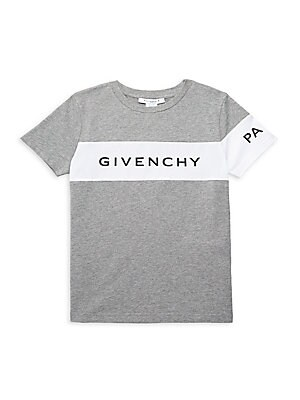 58cbfb5df Givenchy - Little Boy's & Boy's Colorblock ...