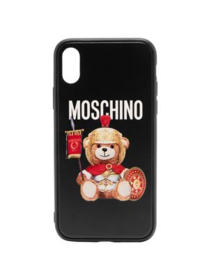 Moschino IPHONE XS MAX GLADIATOR BEAR CASE