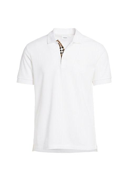 burberry collar shirt