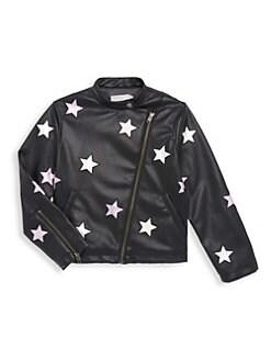 ec8f4ce2a2a4 Girls' Coats & Jackets Sizes 7-16   Saks.com