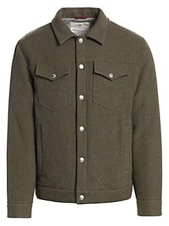 d3a0df248 Coats & Jackets For Men | Saks.com