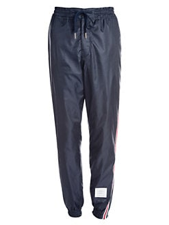 b295b4190 QUICK VIEW. Thom Browne. Racing Stripe Track Pants