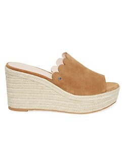 63527f227a QUICK VIEW. Kate Spade New York. Tabby Scalloped Wedges