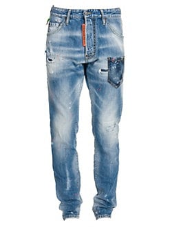 524e772f QUICK VIEW. Dsquared2. Cool Guy Rave On Skinny Jeans