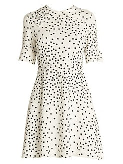 237dce9e17 QUICK VIEW. Stella McCartney. Scattered Polka Dots Dress