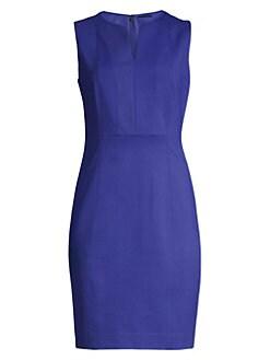 ac3bb775470dd Product image. QUICK VIEW. Elie Tahari. Natanya Sheath Dress