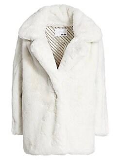 89d986f642b Women s Apparel - Coats   Jackets - Faux Fur - saks.com