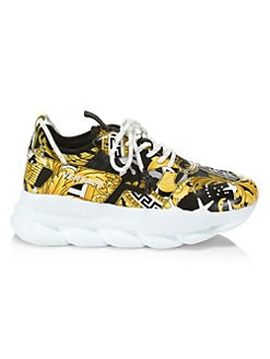 f241ce770 QUICK VIEW. Versace. Chain Reaction 2 Baroque Platform Sneakers. $1075.00