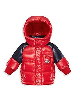 5afe9aa94 ... Boy's Biarriz Puffer Jacket RED. QUICK VIEW. Product image. QUICK VIEW.  Moncler