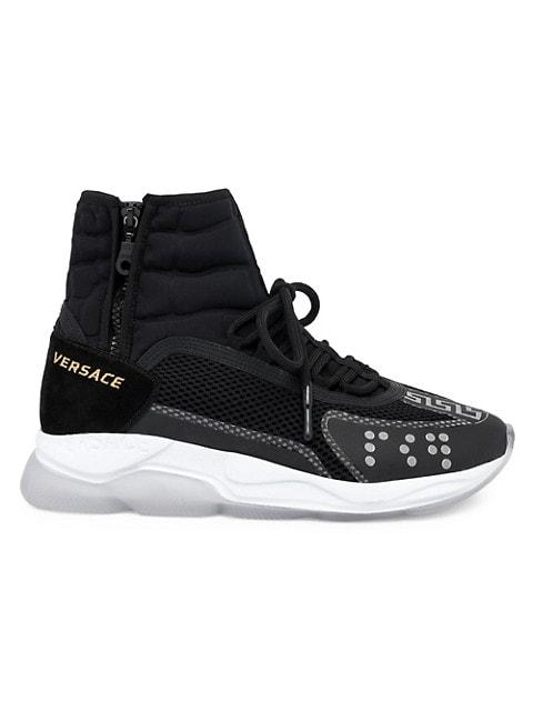 High Top Cross Trainer Sneakers