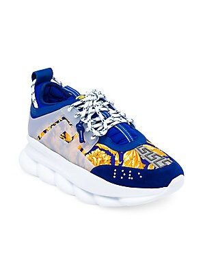 Versace - Chain Reaction Sneakers