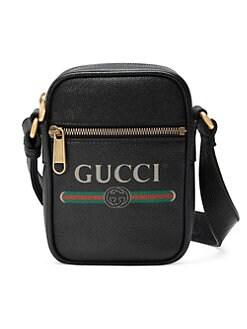 4b82ece28f9 Gucci - Small Gucci Print Crossbody Bag