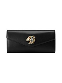 127ee36d057 QUICK VIEW. Gucci. Broadway Leather Clutch