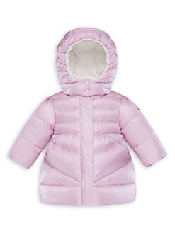 b7fb5920e Baby's & Little Girl's Vegne Puffer Jacket LIGHT PINK. QUICK VIEW. Product  image