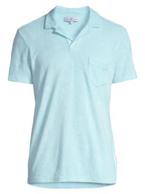 Orlebar Brown Classic Fit Beachwear Polo