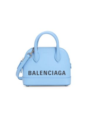 Balenciaga Extra Extra Small Ville Top Handle Leather Bag