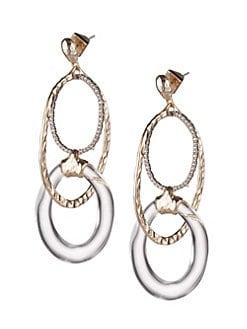 bdf9239730bc Dangle & Drop Earrings For Women| Saks.com