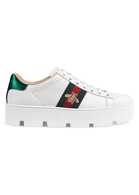 Gucci Platform Shoes   saksfifthavenue