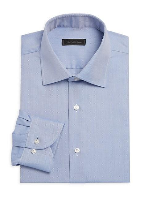 COLLECTION Textured Dress Shirt