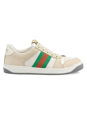 Gucci Clean Screener Sneakers