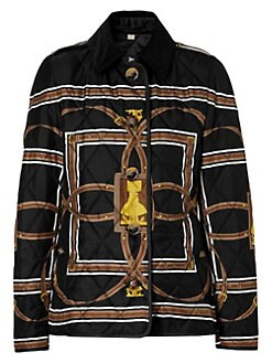 ac23bbe3 Burberry. Fernhill Quilted Jacket