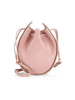 ee5af3aa7106 QUICK VIEW. The Row. Suede Drawstring Crossbody Bag