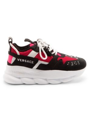 Versace Chain Reaction 2 Platform Sneakers