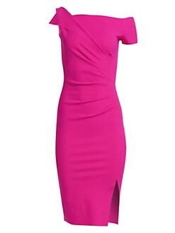 1c6bccf7 Chiara Boni La Petite Robe. Affie Ruched Dress