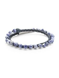 d2ca6903117 Men - Accessories - Jewelry - Bracelets - saks.com