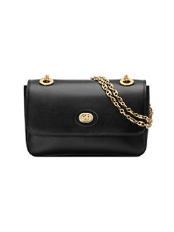 991d3d9637b Gucci. Small Linea Marina Shoulder Bag