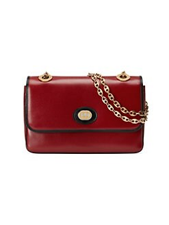 c25e24b9b785 Product image. QUICK VIEW. Gucci. Small Linea Marina Leather Shoulder Bag