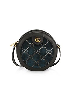 2f53e0b214c GG Velvet Round Shoulder Bag RED. QUICK VIEW. Product image. QUICK VIEW.  Gucci