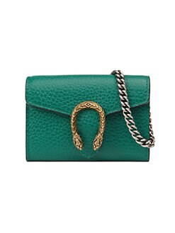 84a7d759a QUICK VIEW. Gucci. Dionysus Leather Coin Purse