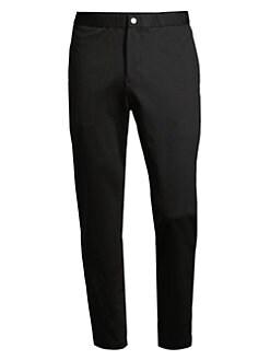 Clothing, Shoes & Accessories Etro 48 Mens Bright Pink Cotton Flat Front Straight Leg Pants Sz 33 Lustrous Men's Clothing