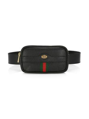 1a9976e101df91 Gucci Ophidia Belted Leather Iphone Case In Black | ModeSens