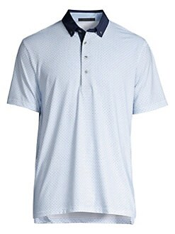 5f1b9278 Product image. QUICK VIEW. Greyson. Dragonfly Polo Shirt