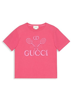 6b07683db ... Gucci Tennis T-Shirt BRIGHT FUCHSIA. QUICK VIEW. Product image