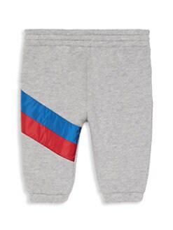 dffdf2db3b9f2 Gucci. Baby Boy's Striped Jogging Pants