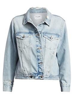 3e491b085a8f Frame   Women's Apparel - Coats & Jackets - saks.com