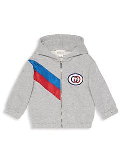 a023a55c6 Product image. QUICK VIEW. Gucci. Baby Boy's Stripe Zip Sweatshirt