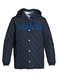 11fd95bf0 Kenzo. Reversible Coach Jacket