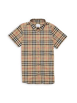 1ce70c7a78 Burberry. Little Boy's ...