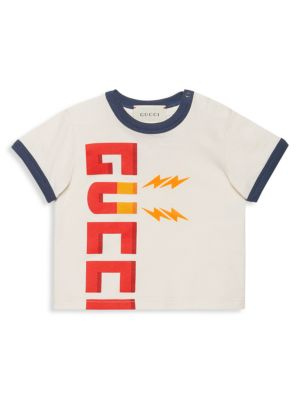 3ab0376b6dd8 Gucci - Little Boy's & Boy's Bold Gucci Print T-Shirt - saks.com