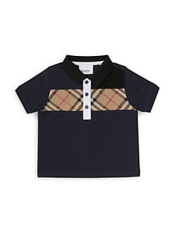 46dbf90f7e2 QUICK VIEW. Burberry. Baby Boy s Mini Jeff Cotton Polo