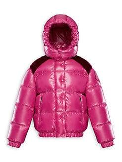 3f2ece27d Girls' Coats & Jackets Sizes 7-16 | Saks.com