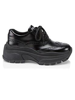 1108725bf5a Prada. Oxford Chunky Sneakers