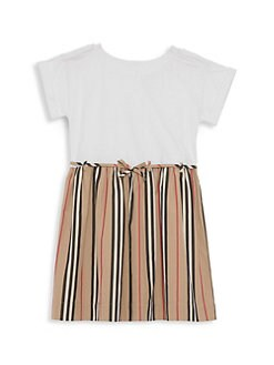 37355540 QUICK VIEW. Burberry. Little Girl's & Girl's Rhonda Jersey Dress