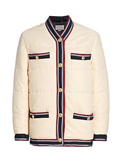 abfcad757 Gucci   Women's Apparel - Coats & Jackets - saks.com